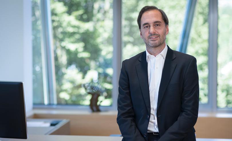 Rafael Sterling Nuevo Director General del Grupo Irizar