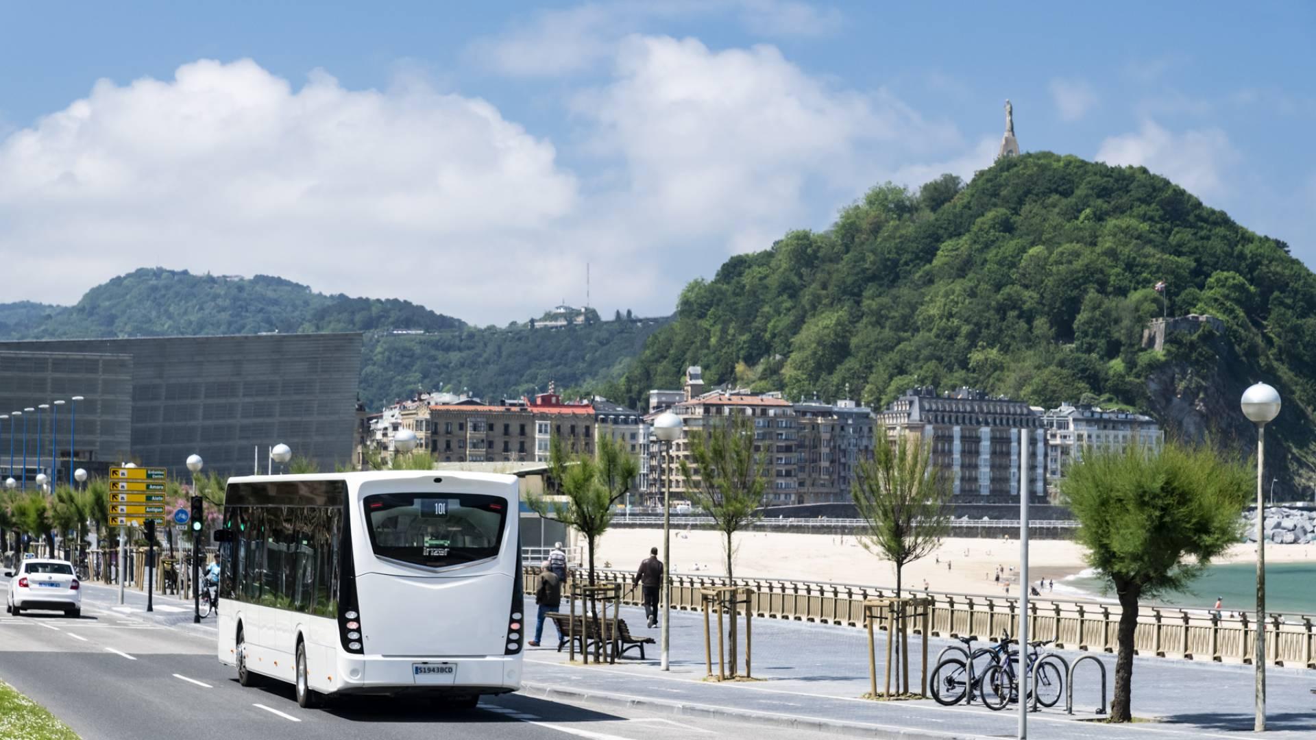 Bulgaria, el próximo destino de 44 autobuses cero emisiones de Irizar