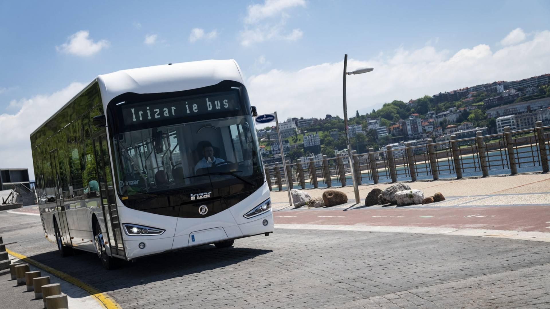 Irizar e-mobility entregará ocho autobuses eléctricos a Hamburgo
