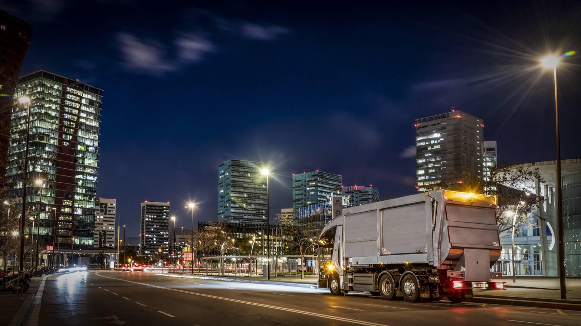 El Irizar ie truck, Vehículo Industrial Ecológico del Año 2021 en España